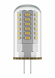 Лампа Lightstar LED 220V JC G4 3.2W=30W 260LM 360G CL 4200K 20000H арт. 932724